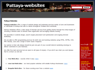 Pattaya WebsitesThumbnail